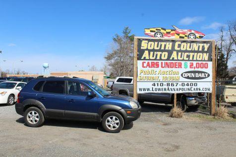 2005 Hyundai Tucson GLS in Harwood, MD