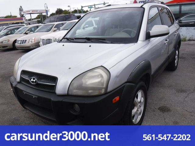 2005 Hyundai Tucson GLS Lake Worth , Florida