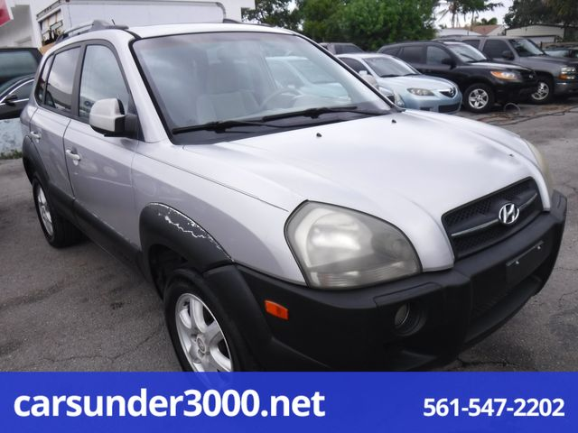 2005 Hyundai Tucson GLS Lake Worth , Florida 2