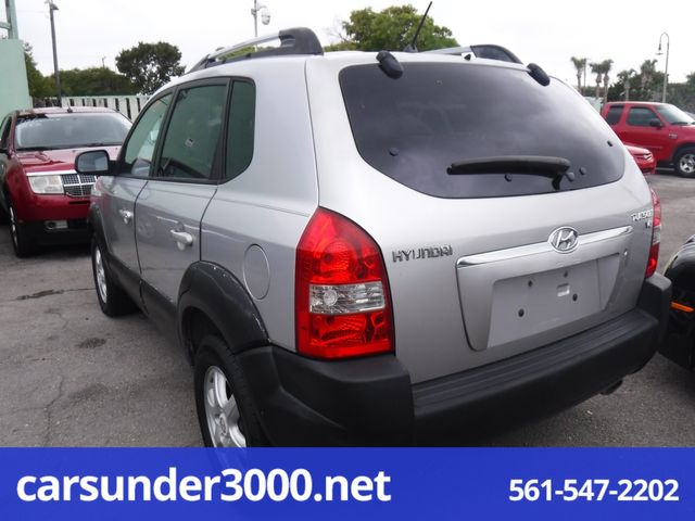 2005 Hyundai Tucson GLS Lake Worth , Florida 1