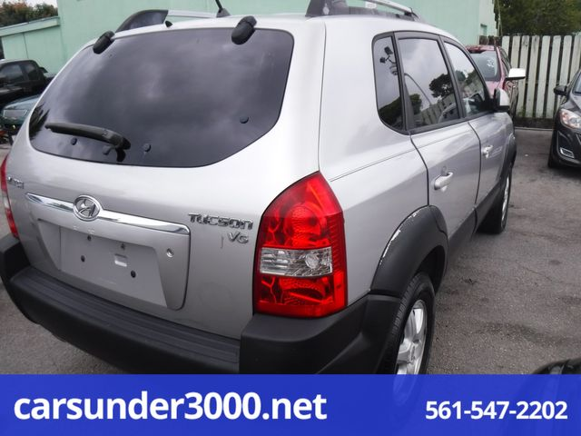 2005 Hyundai Tucson GLS Lake Worth , Florida 3