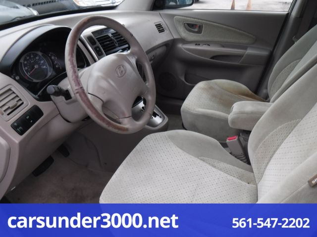 2005 Hyundai Tucson GLS Lake Worth , Florida 4