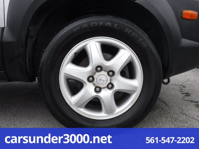 2005 Hyundai Tucson GLS Lake Worth , Florida 8