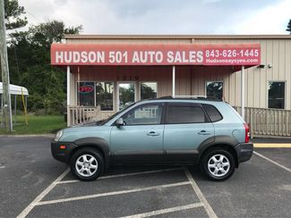2005 Hyundai Tucson GLS | Myrtle Beach, South Carolina | Hudson Auto Sales in Myrtle Beach South Carolina