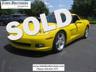 2005 Sold Chevrolet Corvette Z-51 Conshohocken, Pennsylvania