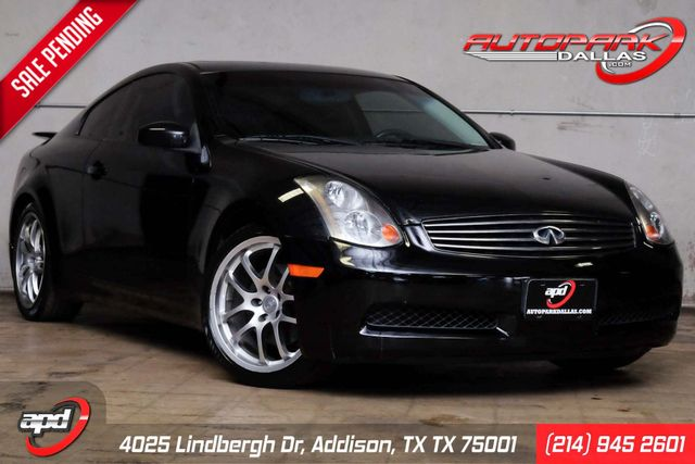 2005 Infiniti G35 in Addison, TX 75001