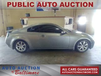 2005 Infiniti G35  | JOPPA, MD | Auto Auction of Baltimore  in Joppa MD