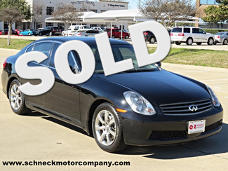 2005 Infiniti G35 Clean in Plano TX, 75093