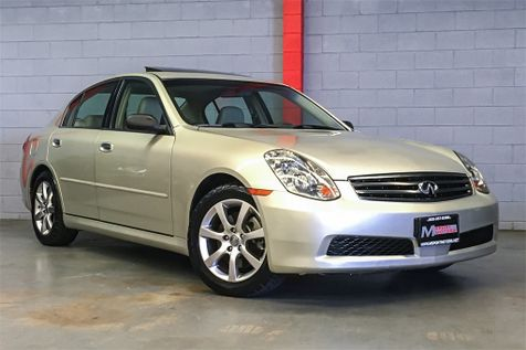 2005 Infiniti G35 Base in Walnut Creek