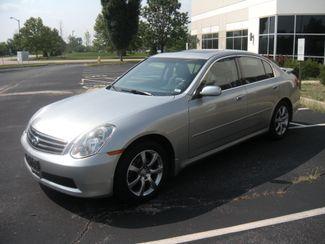 2005 Infiniti G35X ALL WHEEL DRIVE Chesterfield, Missouri 1