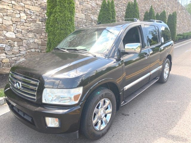 2005 Infiniti QX56 in Knoxville, Tennessee 37920