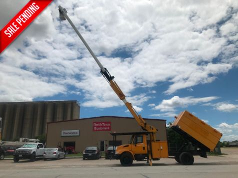 2005 International 4300 FORESTRY BUCKET TRUCK  in Fort Worth, TX