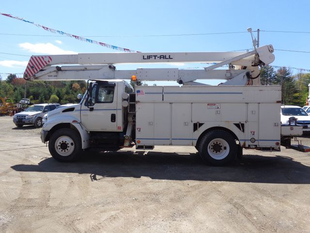 2005 International 4300 Hoosick Falls, New York
