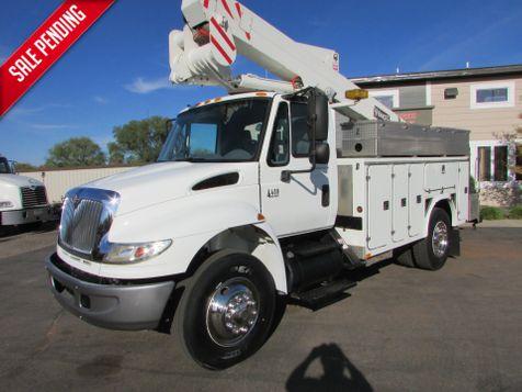 2005 International 4400 TL 41M 46' Working Height Bucket Truck  in St Cloud, MN