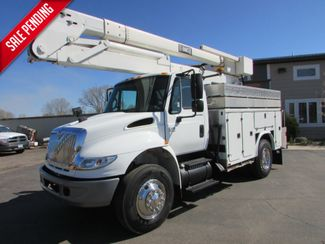2005 International 4400 HR 46M Hi-Ranger Bucket Truck   St Cloud MN  NorthStar Truck Sales  in St Cloud, MN