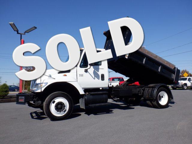 2005 International 7300 10' Dump Truck in Lancaster, PA PA