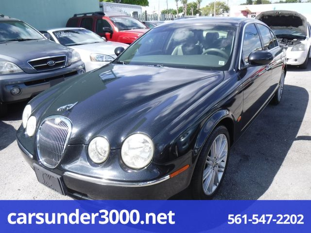 2005 Jaguar S-TYPE Lake Worth , Florida