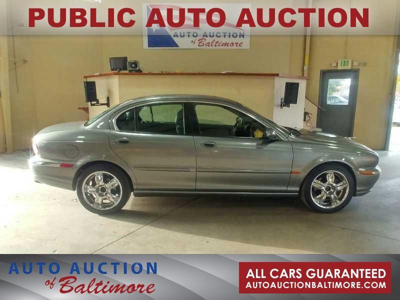 2005 Jaguar X-TYPE 3.0L | JOPPA, MD | Auto Auction of Baltimore  in JOPPA MD