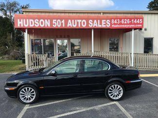 2005 Jaguar X-TYPE 3.0L   Myrtle Beach, South Carolina   Hudson Auto Sales in Myrtle Beach South Carolina