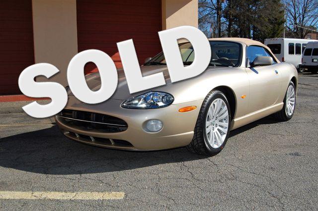 2005 Jaguar XK8 Charlotte, North Carolina