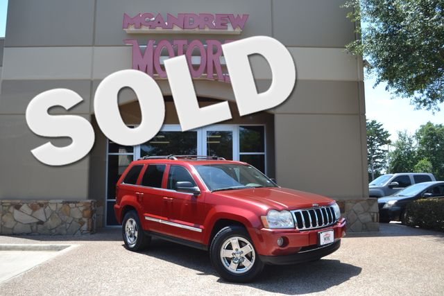 2005 Jeep Grand Cherokee 4X4 Limited LOW MILES