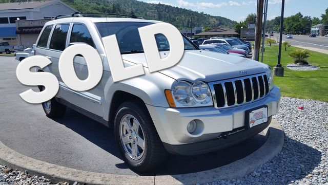 2005 Jeep Grand Cherokee Limited | Ashland, OR | Ashland Motor Company in Ashland OR