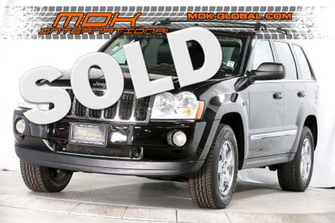 2005 Jeep Grand Cherokee Limited - 4WD - 5.7L V8 - Navigation - Leather in Los Angeles