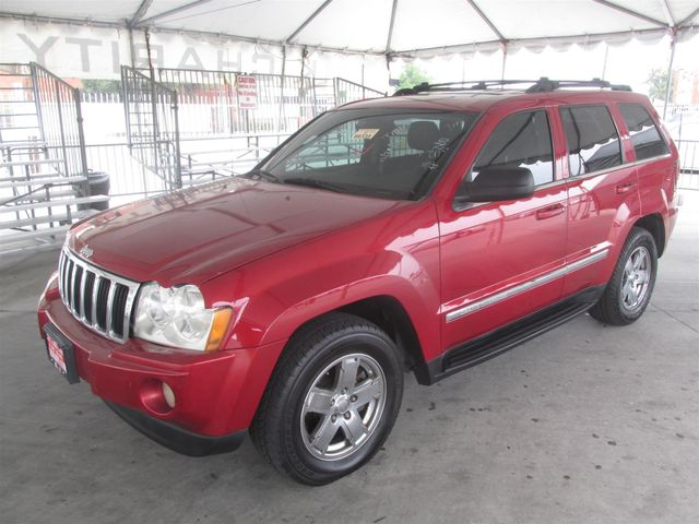 2005 Jeep Grand Cherokee Limited Gardena, California