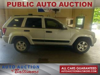 2005 Jeep Grand Cherokee Laredo   JOPPA, MD   Auto Auction of Baltimore  in Joppa MD