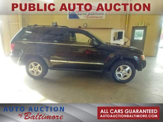 2005 Jeep Grand Cherokee Limited   JOPPA, MD   Auto Auction of Baltimore  in Joppa MD
