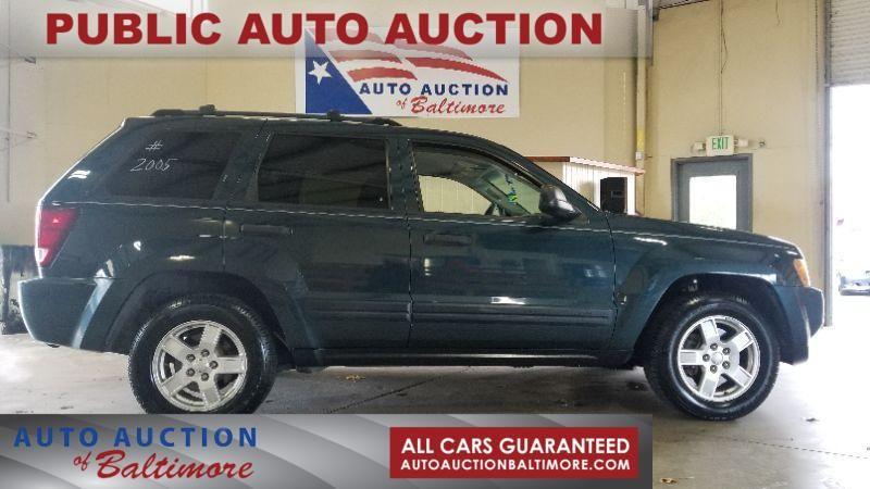 2005 Jeep Grand Cherokee Laredo | JOPPA, MD | Auto Auction of Baltimore  in JOPPA MD