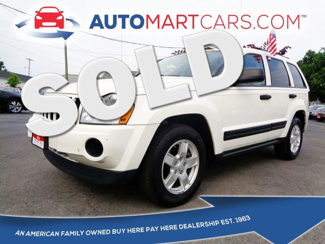 2005 Jeep Grand Cherokee Laredo | Nashville, Tennessee | Auto Mart Used Cars Inc. in Nashville Tennessee