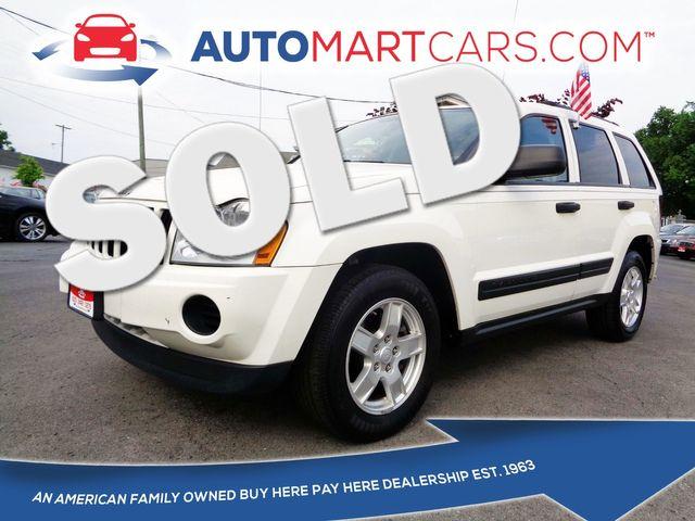 2005 Jeep Grand Cherokee Laredo   Nashville, Tennessee   Auto Mart Used Cars Inc. in Nashville Tennessee