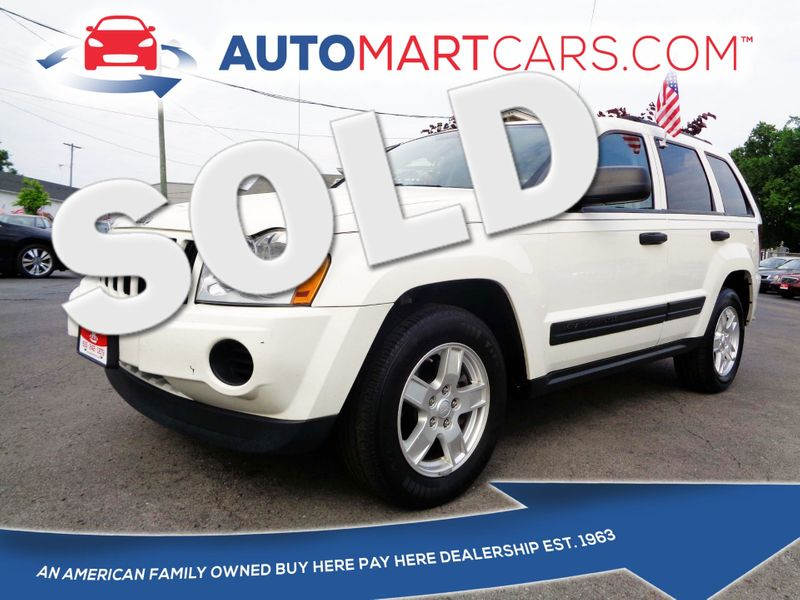 2005 Jeep Grand Cherokee Laredo | Nashville, Tennessee | Auto Mart Used Cars Inc. in Nashville Tennessee