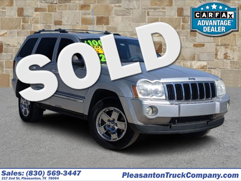 2005 Jeep Grand Cherokee Limited | Pleasanton, TX | Pleasanton Truck Company in Pleasanton TX