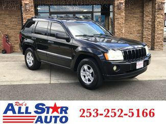 2005 Jeep Grand Cherokee Laredo 4WD in Puyallup Washington, 98371