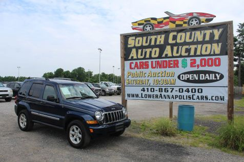 2005 Jeep Liberty Limited in Harwood, MD
