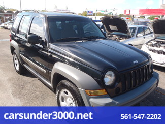 2005 Jeep Liberty Sport Lake Worth , Florida 0