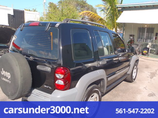 2005 Jeep Liberty Sport Lake Worth , Florida 3