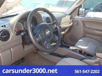 2005 Jeep Liberty Sport Lake Worth , Florida 4