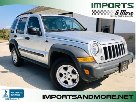 2005 Jeep Liberty Sport 4wd in Lenoir City, TN