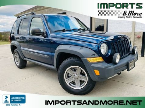 2005 Jeep Liberty Renegade 4WD in Lenoir City, TN