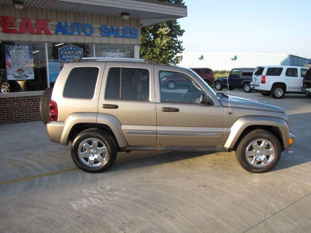 2005 Jeep Liberty Limited in Medina OHIO, 44256