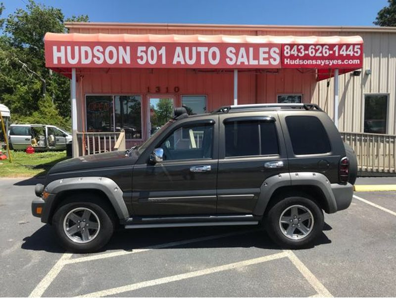 2005 Jeep Liberty Renegade | Myrtle Beach, South Carolina | Hudson Auto  Sales In Myrtle ...