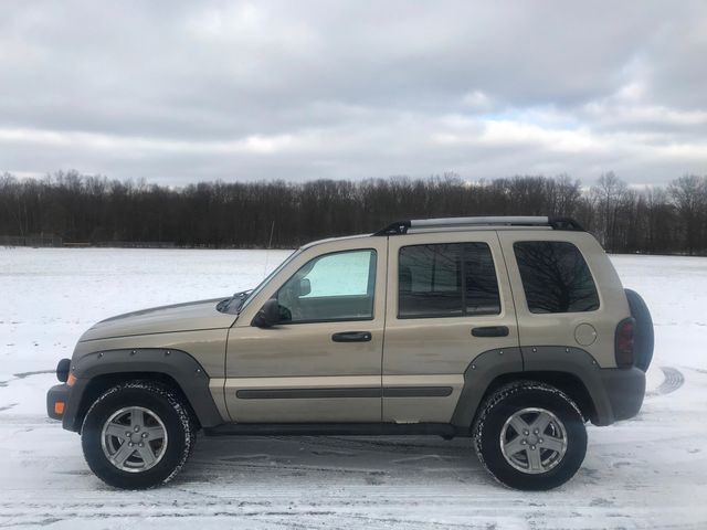 2005 Jeep Liberty Renegade Ravenna, Ohio 1