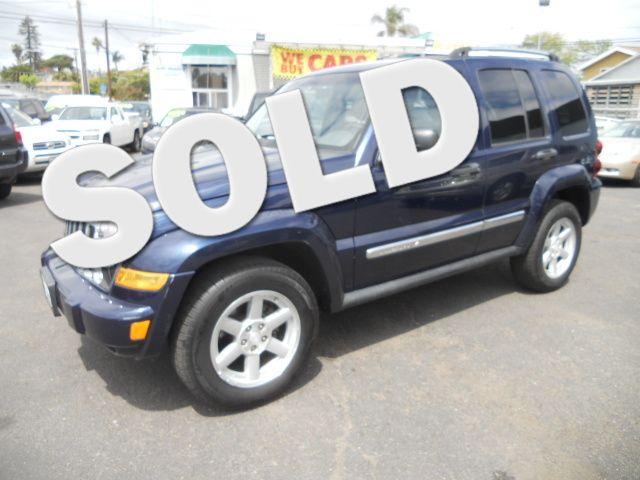 2005 Jeep Liberty Limited San Diego, CA