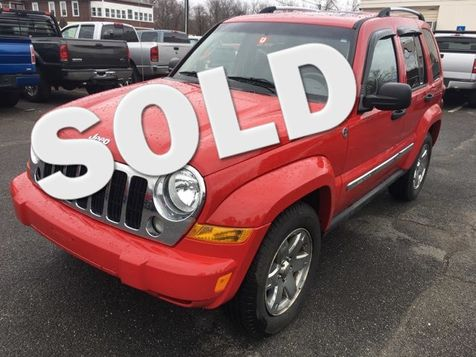 2005 Jeep Liberty Limited in West Springfield, MA