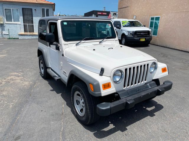2005 Jeep RHD Wrangler Sport 4WD - RIGHT HAND DRIVE TRAIL RATED 4X4