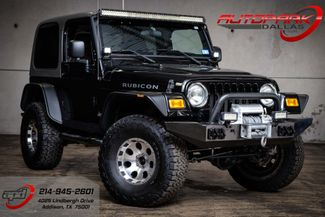 2005 Jeep Wrangler Rubicon w/ Rims, Lift, and More in Addison, TX 75001