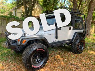 2005 Jeep Wrangler X Amelia Island, FL